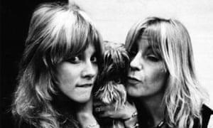 fleetwood mac s stevie and christine we were like rock n roll nuns