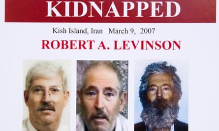 Robert Levinson poster