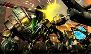 Hakitzu Elite aims to teach children to code, using giant robots.