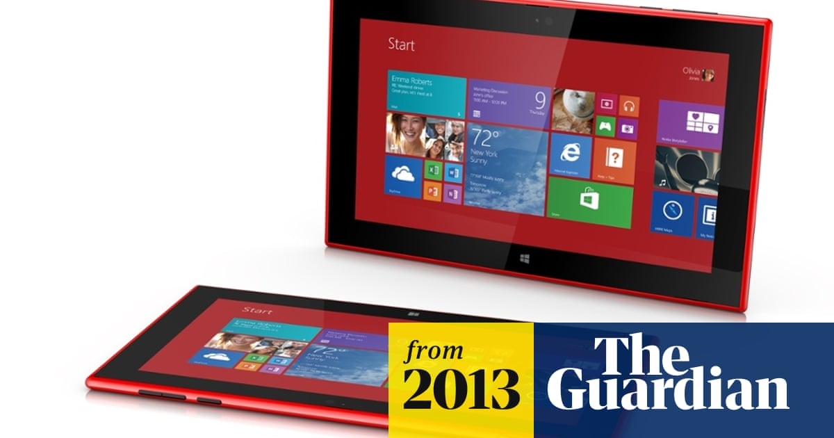 Nokia Lumia 2520 review: nice hardware, shame about the