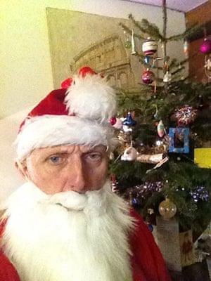Christmas by artists: Christmas by artists Bob and Roberta Smith