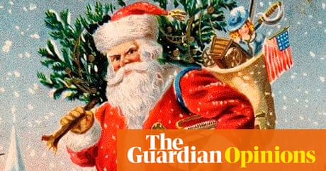 Why mislead children about santa demystification is essential to why mislead children about santa demystification is essential to faith giles fraser opinion the guardian spiritdancerdesigns Gallery