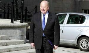 Ireland's Finance Minister Michael Noonan