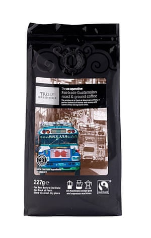 Socent Advent Calendar: Co-op coffee