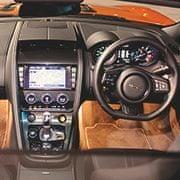 Jaguar F-type detail