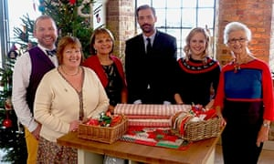 The Great British Sewing Bee Christmas Special