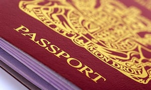 UK passport immigration