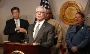 U.S. Attorney Barry Grissom announces charges against an individual who was arrested this morning in a case involving a national security matter in Wichita, Kansas