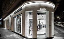 The original Zara store in La Coruña