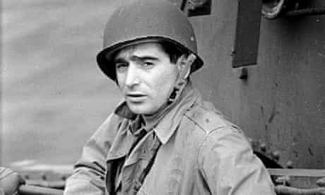 Portrait Of Robert Capa