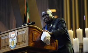 Kenneth Kaunda, former president of Zambia speaks about Mandela's achievements