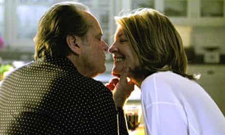 Diane Keaton and Jack Nicholson in Something's Gotta Give