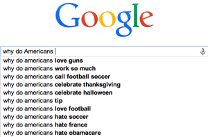 Why do Americans