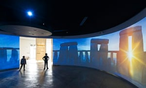 Stonehenge's new visitor centre