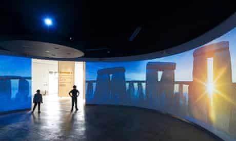 Stonehenge's new visitor centre