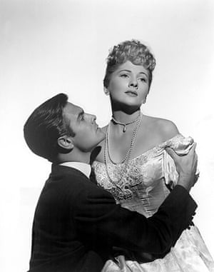 Joan Fontaine in pictures: Fontaine stars in Letter from an Unknown Woman