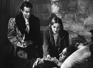Joan Fontaine in pictures: Orson Welles stars alongside Joan Fontaine in Jane Eyre