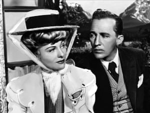 Joan Fontaine in pictures: Joan Fontaine and Bing Crosby in The Emperor Waltz
