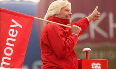 Virgin Money Branson