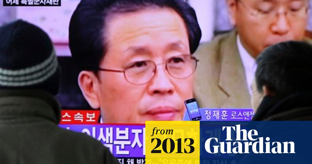 North Korea erases online archives | World news | The Guardian
