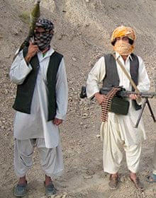 Taliban militants in Helmand province