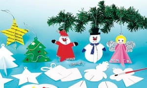 Christmas Classroom Crafts Reduce Rejoice Recycle