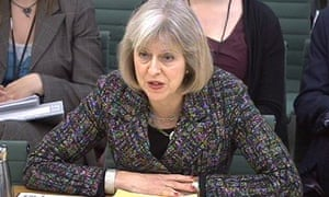 Theresa May distances herself from plan for cap on EU migration
