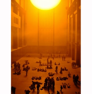 Olafur Eliasson's The Weather Project at Tate Modern