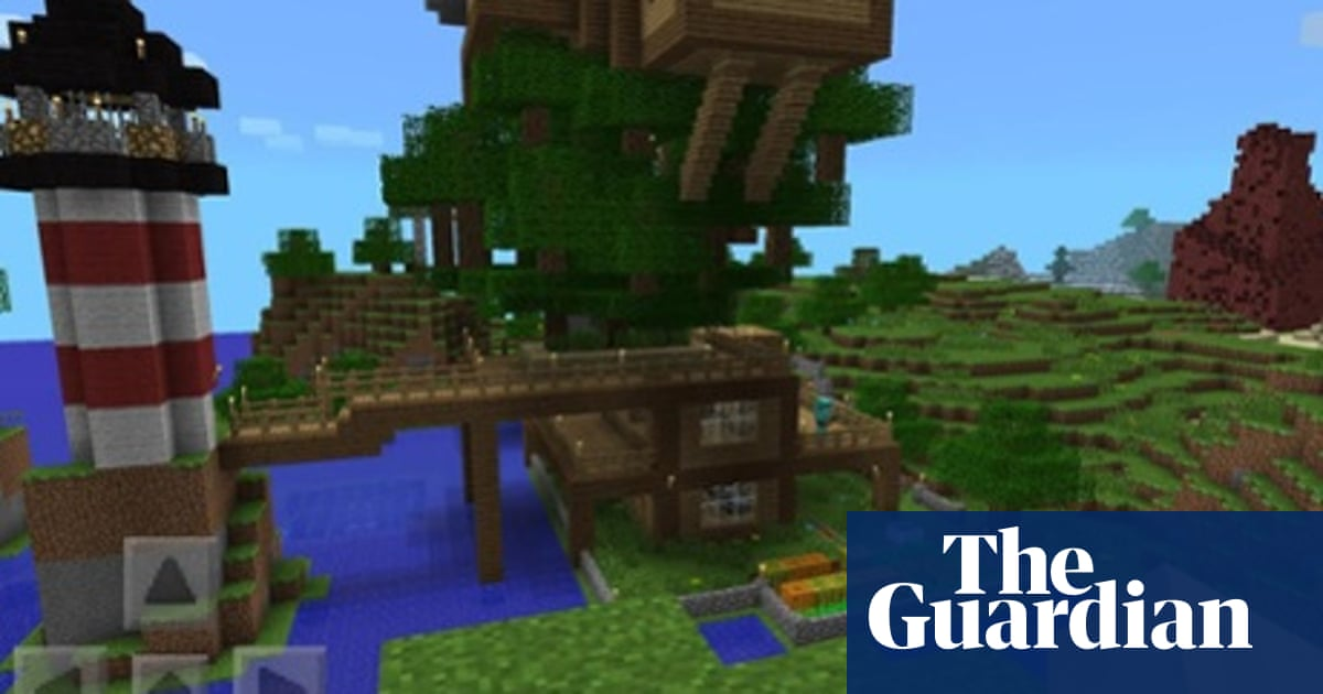 As Minecraft tops Apple's apps chart for 2013, Mojang talks Pocket Edition