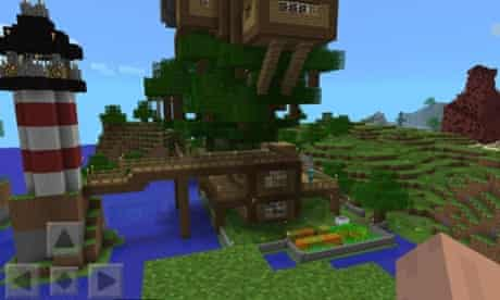 Minecraft was released in late 2011, but still topped Apple's paid charts in 2013.