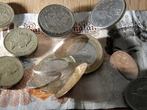 UK inflation has fallen to a four-year low of 2.1% in November as the rise in food prices.