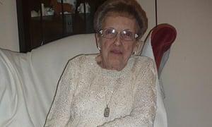 Rita Churchouse, 73, reminisces about Christmas past
