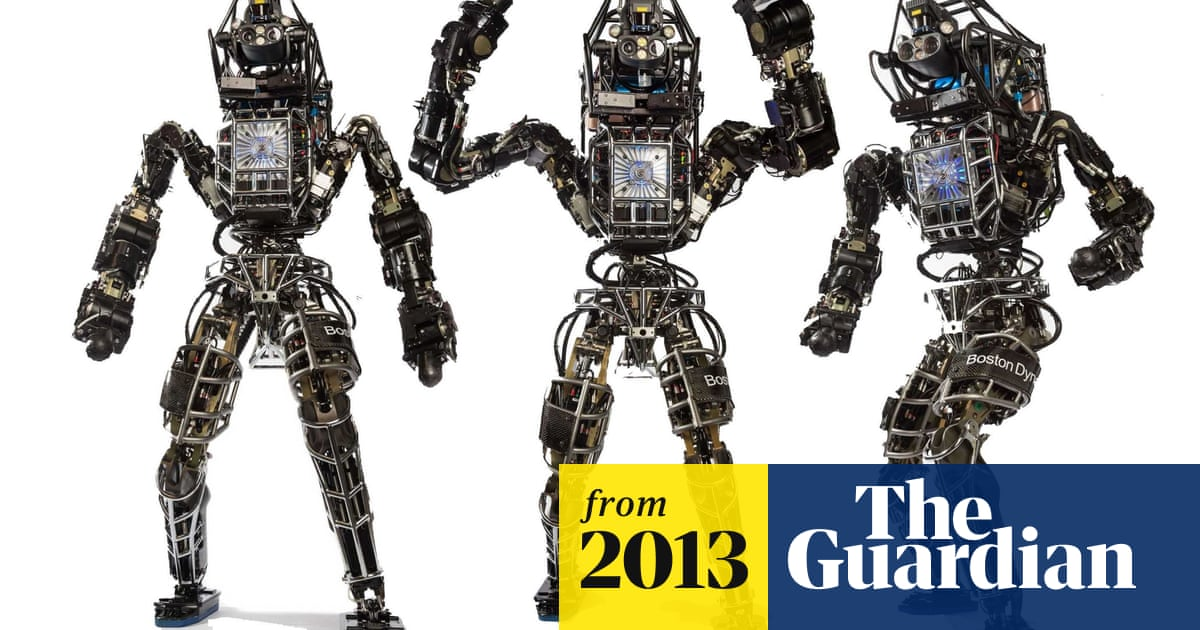 What is Boston Dynamics and why does Google want robots