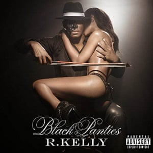 2013albumcovers: R Kelly Black Panties