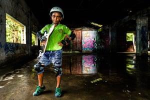 TPOTY: Local skateboarder, Kolkata Skateboarding, India