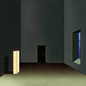 2013albumcovers: Oneohtrix Point Never, R Plus Seven