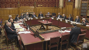 House of Lords economics committee