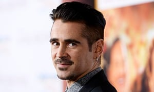 Colin Farrell at the premiere of Saving Mr Banks, Burbank, 9/12/13