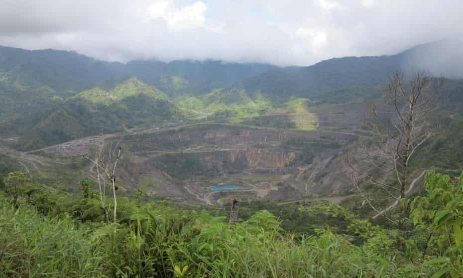 bougainville mine