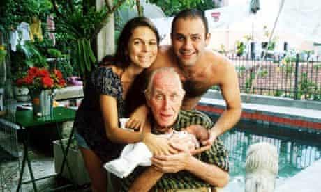 Ronnie Biggs in 2000