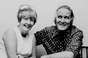 Ronnie Biggs update: 1974: Ronnie Biggs iwth hi with Charmain