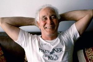 Ronnie Biggs update: 1992: Ronnie Biggs in Brazil
