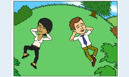 Bitstrips has shot to fame on the back of Facebook-sharing.