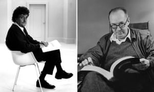 Kurt Vonnegut and Vladimir Nabokov