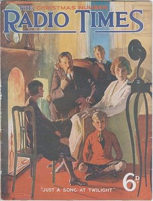 Radio Times: Radio Times - Christmas 1923