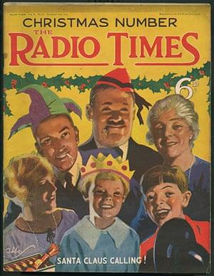 Radio Times: Radio Times - Christmas 1924