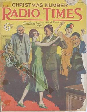Radio Times: Radio Times - Christmas 1925