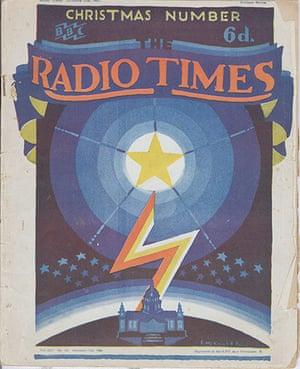 Radio Times: Radio Times - Christmas 1926