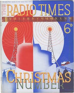 Radio Times: Radio Times - Christmas 1933