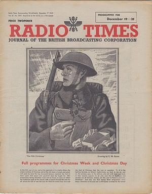 Radio Times: Radio Times - Christmas 1943